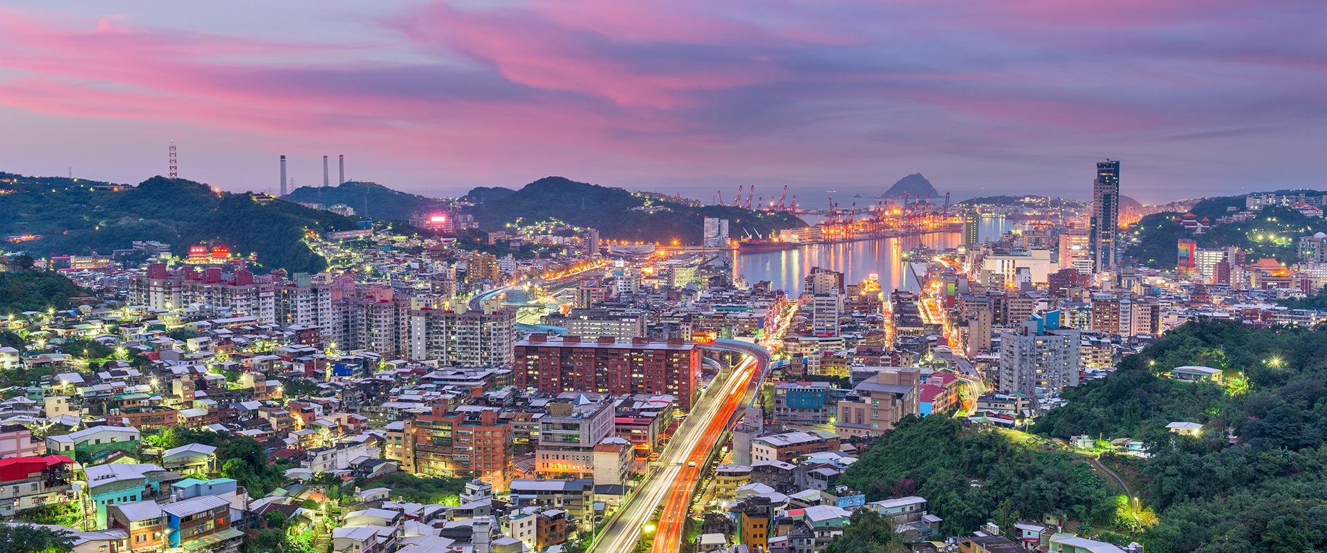 keelung city taiwan