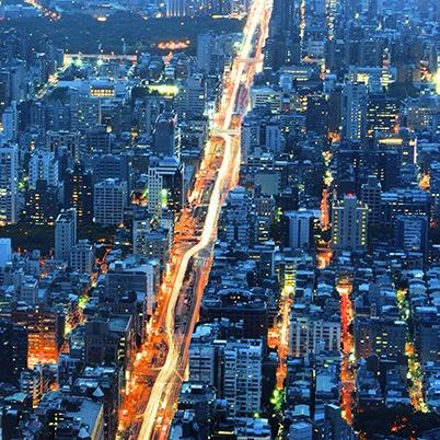 rush hour in taipei taiwan